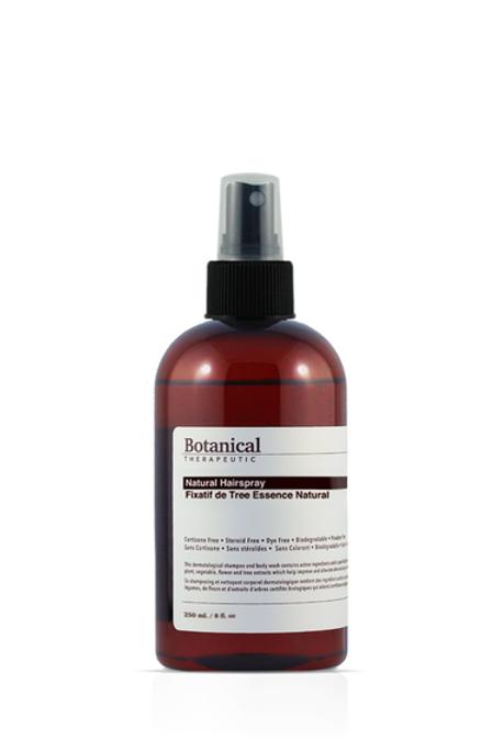 Botanical Therapeutic Natural Hairspray
