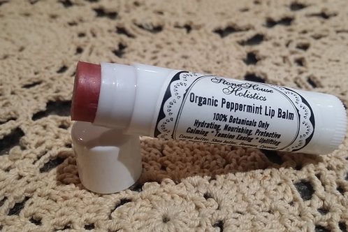 MINERAL TINTED ~ Peppermint Supreme Lip Balm