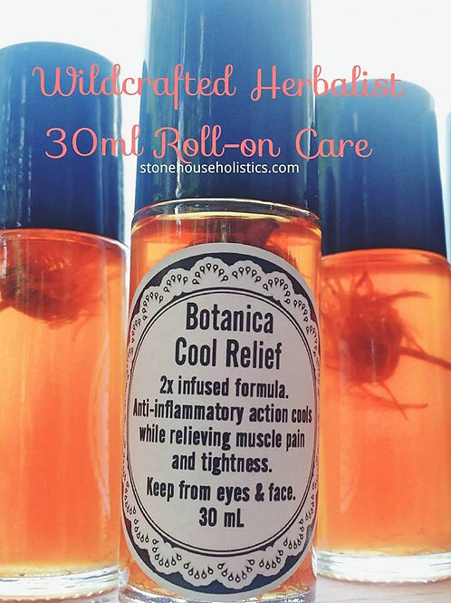 Botanica Cool Relief Roll-on Large
