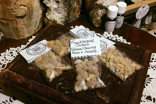 Frankincense Resin Tears - Boswellia Carterii