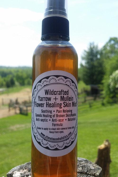 ~Yarrow Mullein Healing Skin Mist~ Wildcrafted