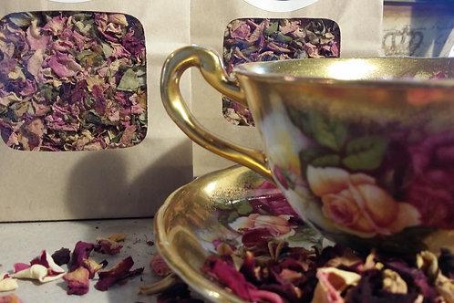 Midnight Rose Bud Tea