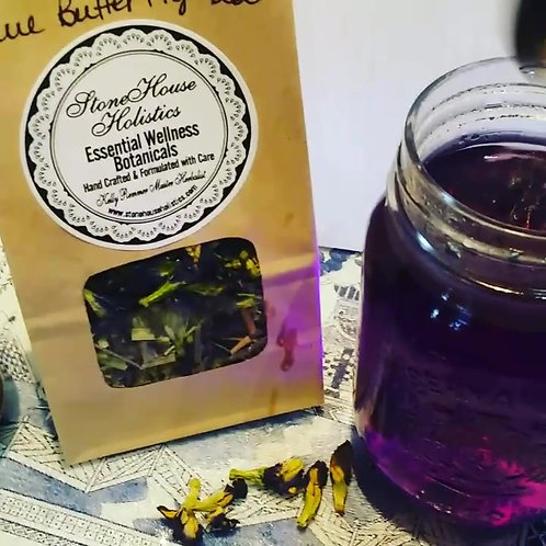 Blue Butterfly Wellness Tea