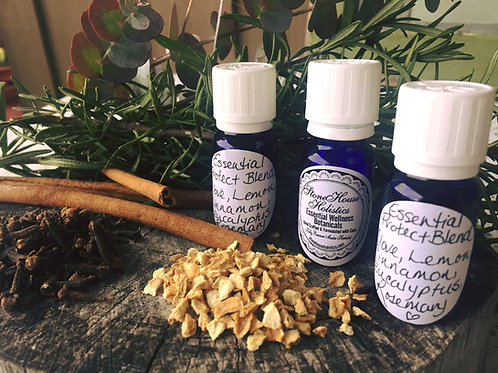 Essential Protect Compound Essential Oil  'thieves' Blend