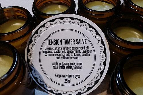Organic Tension Tamer Salve