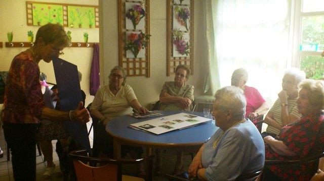 Ateliers pour retraités
