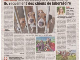 Reportage France 3 et Le Dauphiné