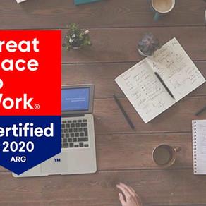 Celebremos el GPTW 2020