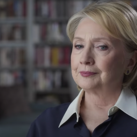 "Nanette Burstein talks about her new ""Hillary' Documentary"