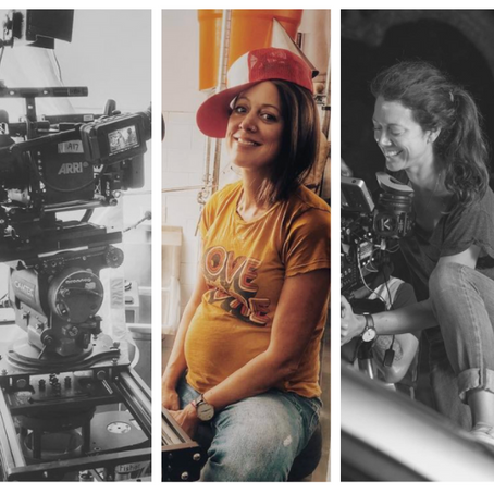 Polly Morgan - From England to LA my journey working as a Cinematographer