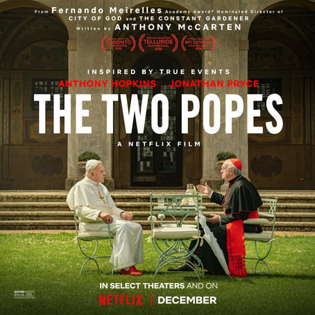 The Terrific Two Popes