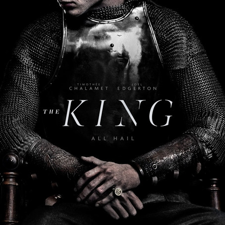 All the hail the King