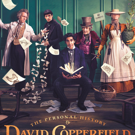 The Hilarious-History of David Copperfield
