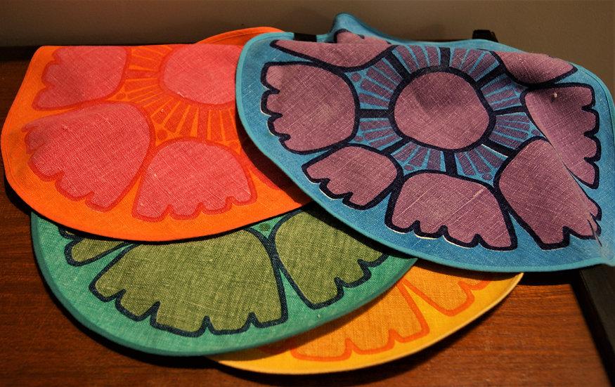 Sets de table en coton