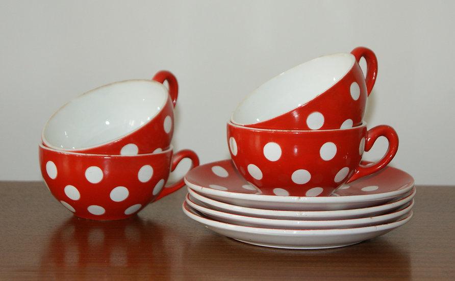 Tasses et sous tasses Nimy