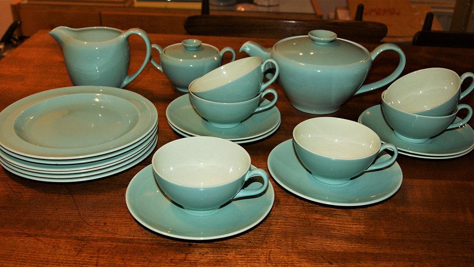 Service à thé Goedewaagen