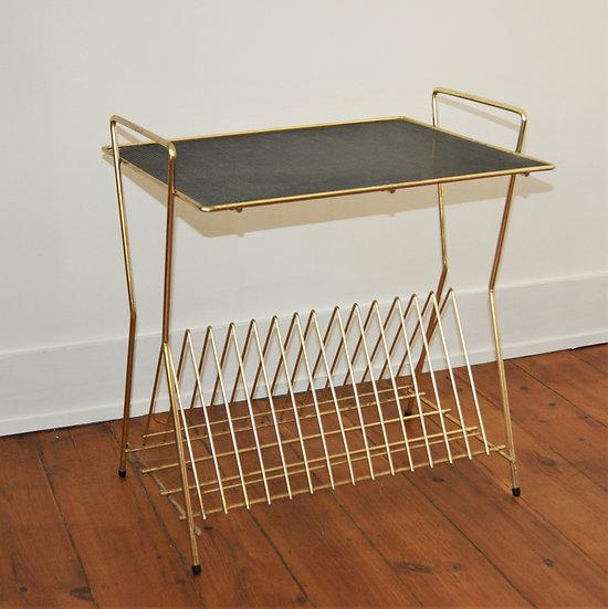 Table porte vinyle