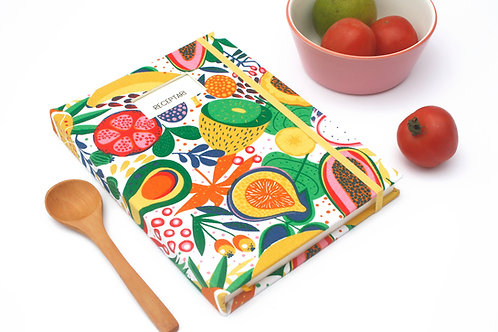 Cuaderno de Cocina / Frutas Tropicales