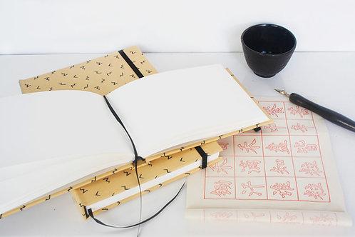 Cuaderno Dibujo / Rayos