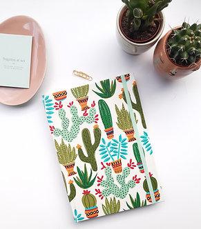 Cuaderno / Cactus