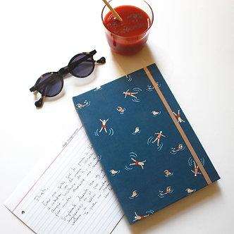 Cuaderno A5 / A6  Nadadoras