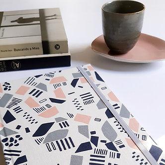 Cuaderno / Piedras