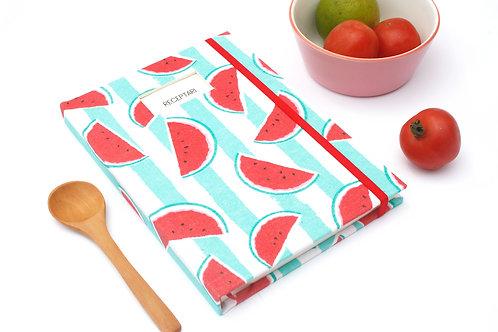Cuaderno de Cocina A5  Sandías