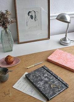 Cuaderno / Nublado