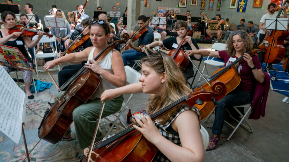 """Awesöme Orchestra To Perform World Premiere of """"Ceridwen"""""""