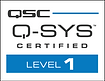 Q-SYS Training Level 1-email-badges-extr