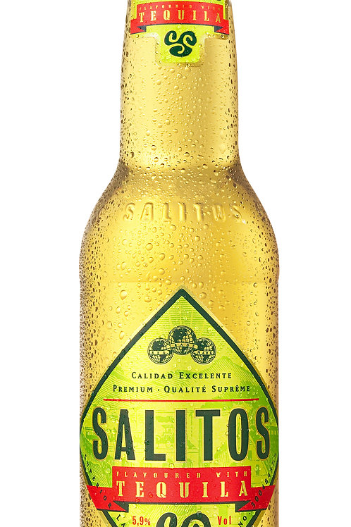 Salitos Tequila Beer 330ml