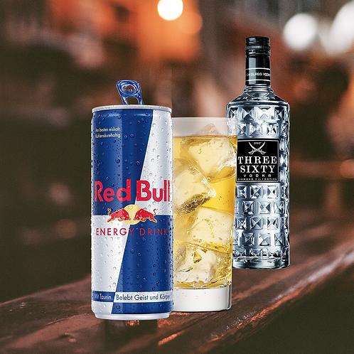 Vodka Red Bull 0,4 L