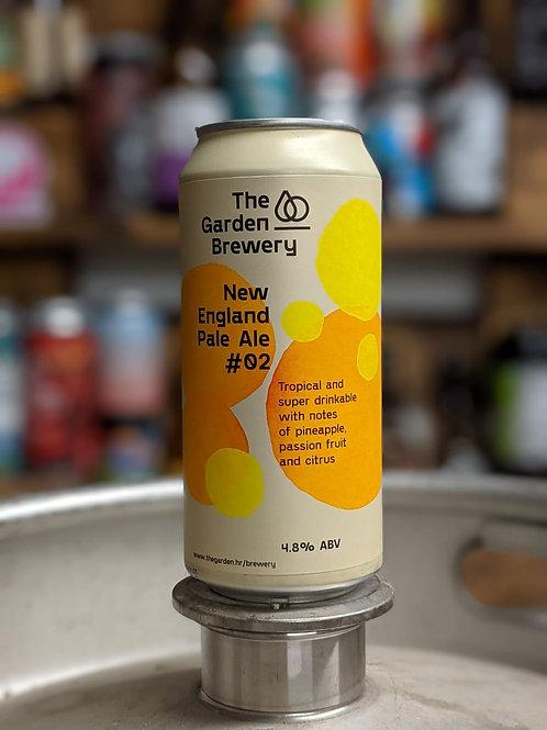 The Garden Brewery CRAFT BEER