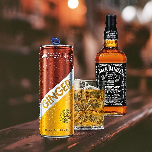 Jack Daniels Ginger Ale