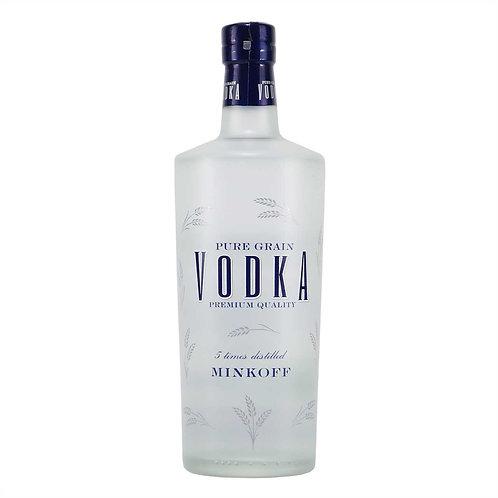 Minkoff Vodka 0,7l 40%