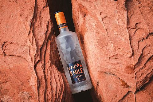 9mile Vodka 37,5% 0,7l inkl. Mischgetränke