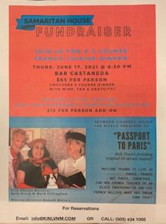 Fun Samaritan House Fundraiser!!