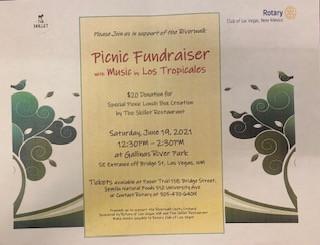 Rotary Club Picnic Fundraiser!!!