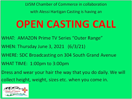 New Casting Call!!