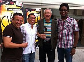 Con Pepe, Paquito y Melón.jpg