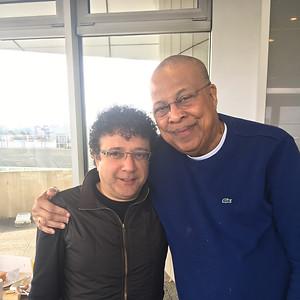 Con Chucho Valdés