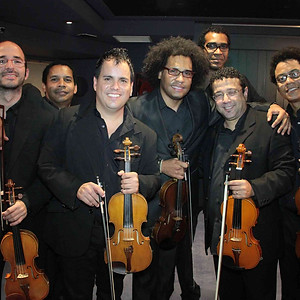 Cuban String Teatro Real Madrid