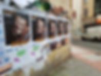 Por las calles de A Coruña