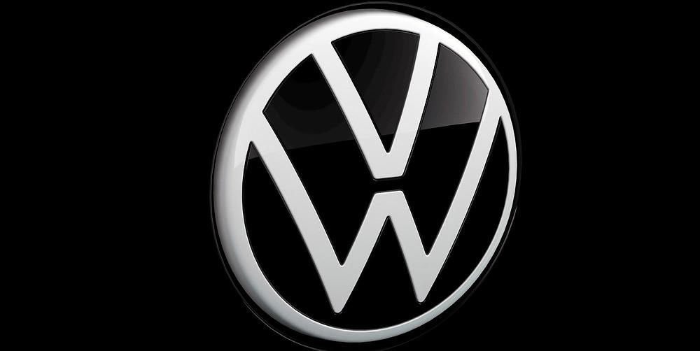 Volkswagen Vehicle Badge Logo Design