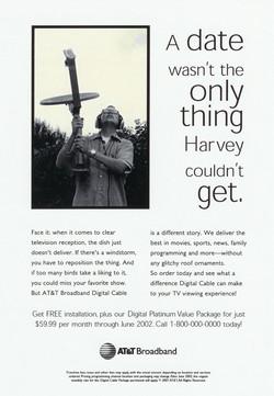 ATT Broadband Print Ad
