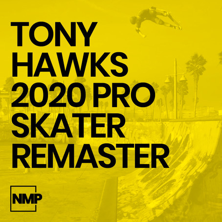 Does Tony Hawks Pro Skater 1 & 2 Re-master show how good design can stand the test of time?
