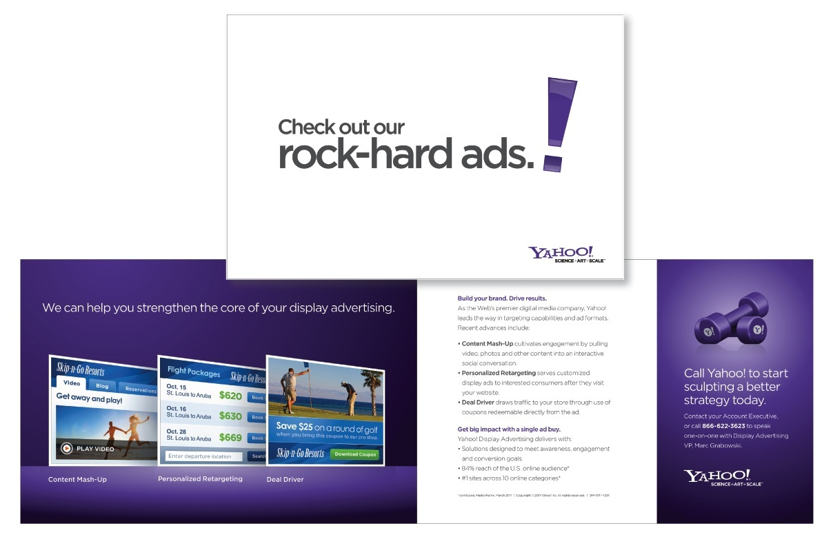 Yahoo! Advertising DM