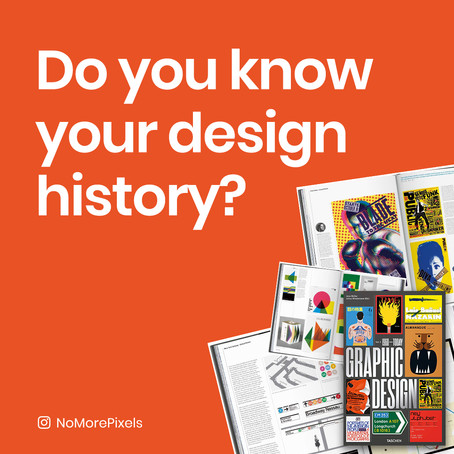Do you know your design history?