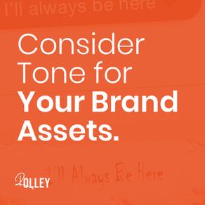 Tone Matters for Logo Design, Web Design & Graphic Design.