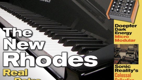 Rhodes Piano Mark 7 88